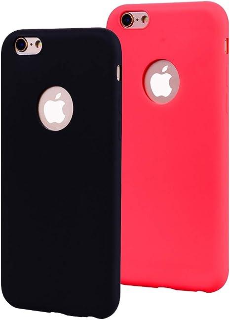 Cover iPhone 6 e 6S Rosso - nella categoria Accessori