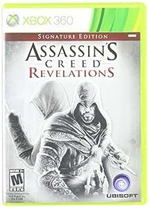 Signature Edition Assassins Creed Revelations Xbox 360