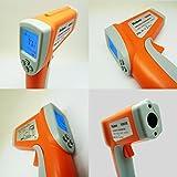 Nubee Dual Laser Optical Focus Temperature Gun Non