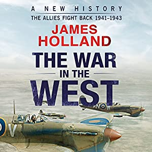 The War in the West Audiobook