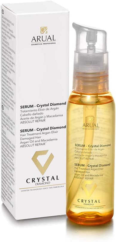 Arual Serum Crystal Diamond Reparación Capilar 100 ml