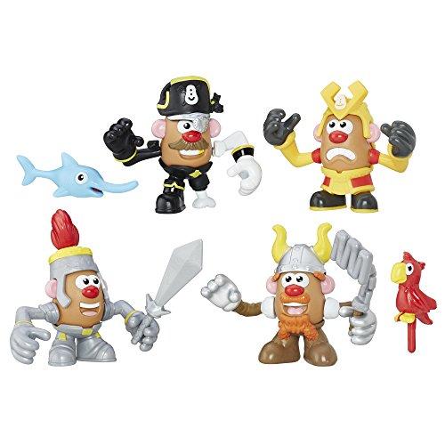 Playskool Friends Mr. Potato Head Clash and Mash Pack Mr Potato Head Pirate