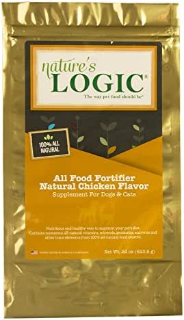 Dog Food: Nature's Logic All Food Fortifier