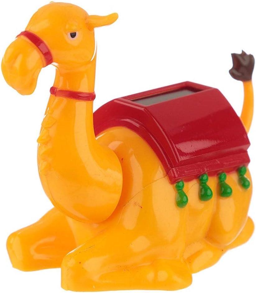 Puckator Solar Pal Camel - Fun Novelty Dancing Toy - Car Desktop Office Window Sill Toy