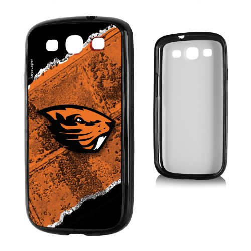 UPC 840816129478, Oregon State Beavers Galaxy S3 Bumper Case officially licensed by Oregon State University for the Samsung Galaxy S3 by keyscaper® Flexible Full Coverage Low Profile