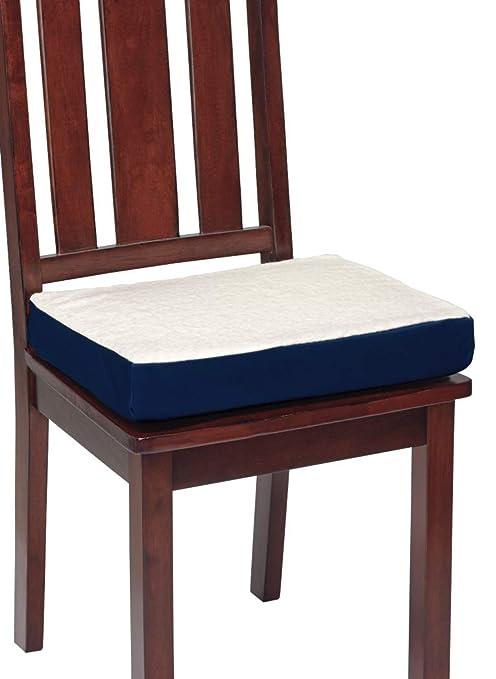 marelight 3 de grosor Liquid Gel Super comodidad forro polar cojín del asiento, mejor