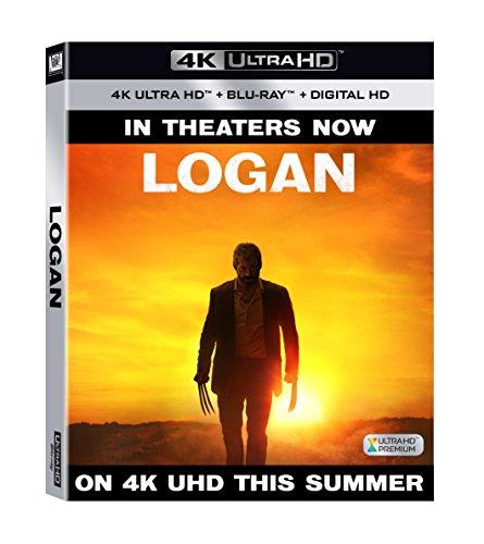 最新上线!同步电影院!Logan金刚狼 (4K UHD+BD+DHD) [蓝光]