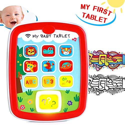 Toddler Learning Tablet For