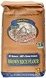 Hodgson Mills Brown Rice Flour, 2 Pound (Pack of 6)
