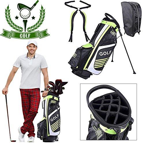 Air Hybrid Golf Carry Bag - 7