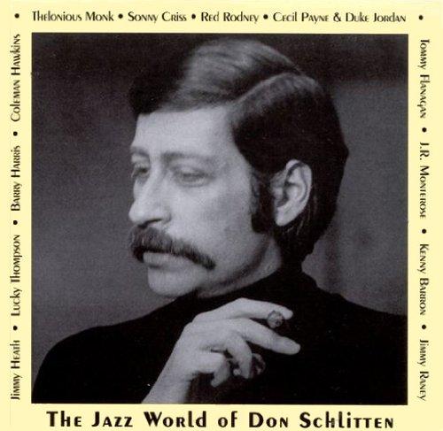 Price comparison product image Jazz World of Don Schlitten