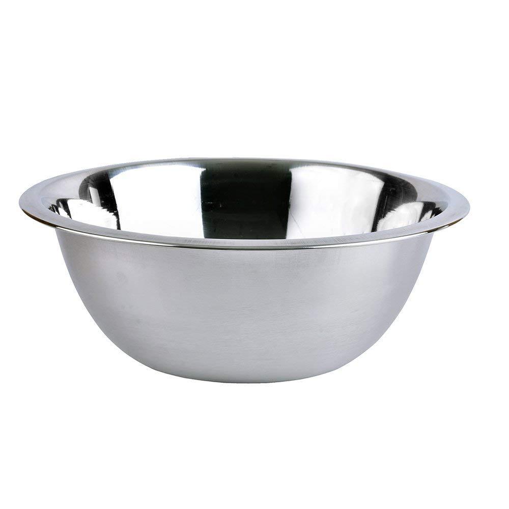 38 cm Portata ciotola insalatiera Kosma ciotola per mescolare in acciaio INOX