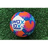 SwaxLax #0650 Soft Weighted Lacrosse Training Ball, Maui