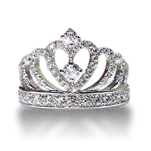 Princess Fashion Jewelry Engagement Wedding product image