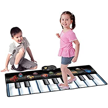 Amazon Com Alex Toys Gigantic Step And Play Piano Toys