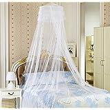 MY LIFE White Princess Canopy,Princess Mosquito Net