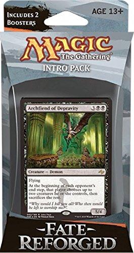 Magic The Gathering Fate Reforged Grave Advantage Intro Deck (Card Advantage compare prices)