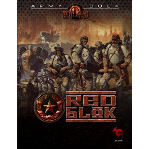 AT-43: Red Blok Army Book