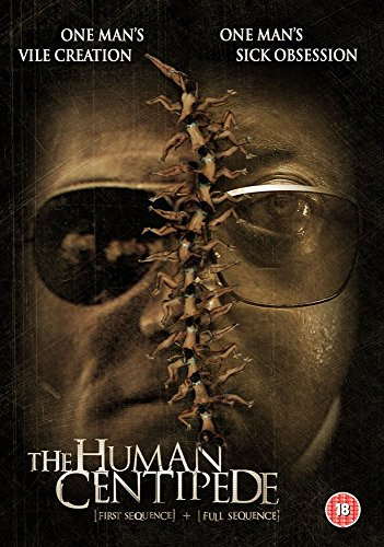 The Human Centipede (First Sequence) + (Full Sequence) 2-disc DVD Edition