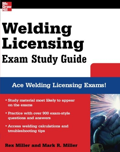 Welding Licensing Exam Study Guide (McGraw-Hill