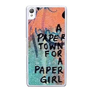 Sony Xperia Z3 Cell Phone Case White tumblr AS7YD3632588