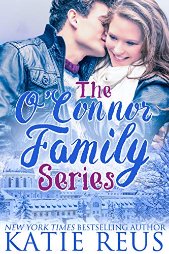 **The O'Connor Family Series by Katie Reus