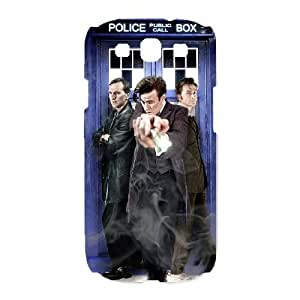 Samsung Galaxy S3 I9300 Phone Case White Doctor Who VGS6014982