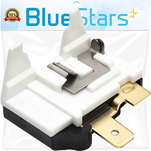 - Ultra Durable 6750C-0004R Refrigerator Overload Protector Replacement Part by Blue Stars – Exact Fit For LG & Kenmore Refrigerators
