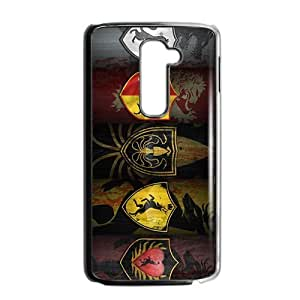 HUAH Game of Thrones Design Personalized Fashion High Quality Phone Case For LG G2