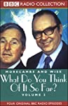 Morecambe and Wise: Volume 2, What Do You Think of It So Far? |  BBC Worldwide