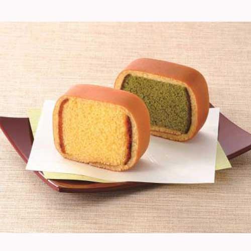 Bunmeidou Kasutera sponge cake Japanese Toraditional sweets 20pice