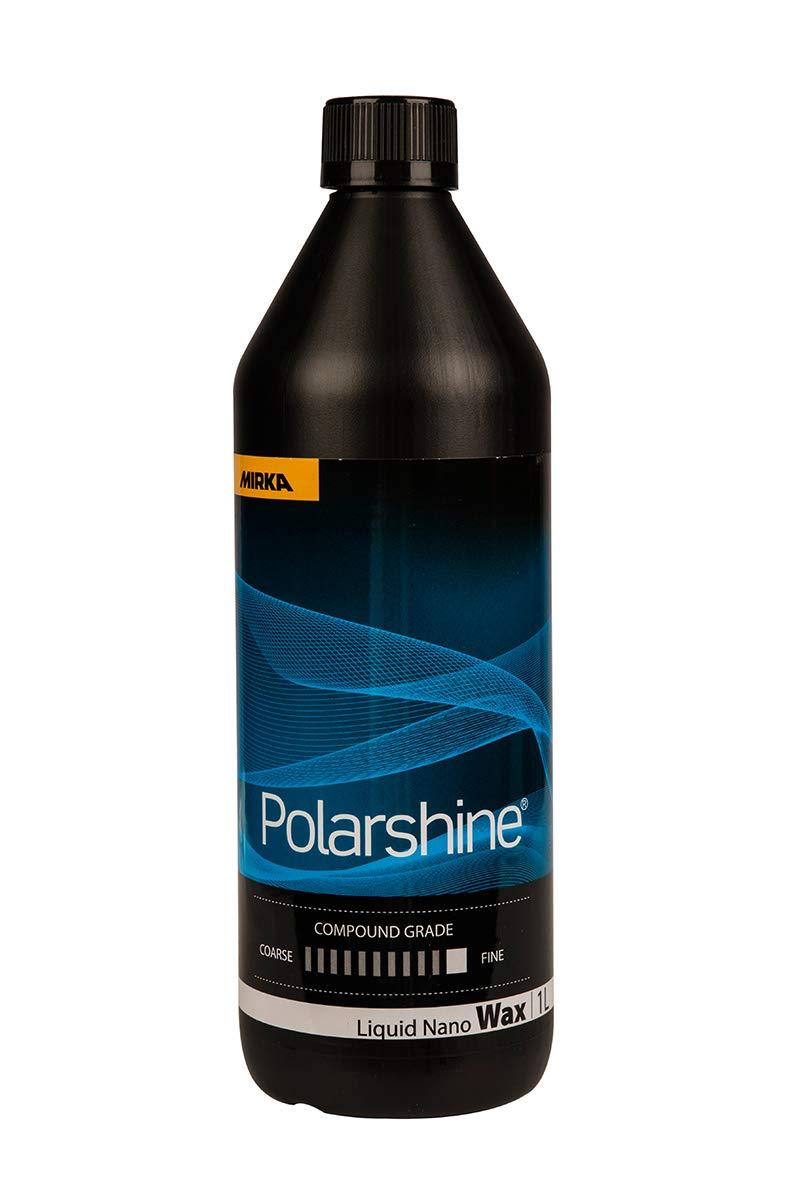 Mirka 7992725111 Polarshine Liquid Nano Wax –  1 l