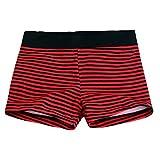 Aivtalk Little Boys Stripe Swimming Trunks Tight Seaside Swim Boxer Shorts for Kids