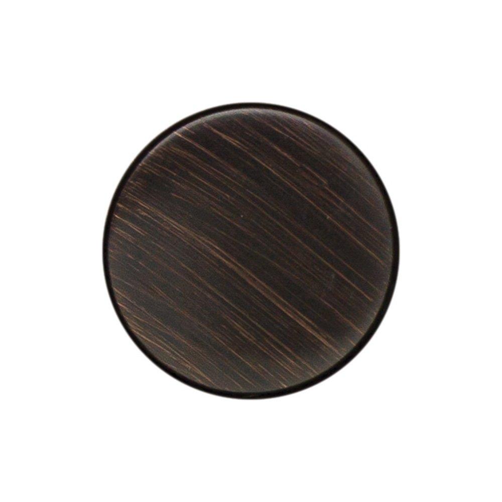 PF WaterWorks DecoDRAIN Grid Strainer Drain for Bathroom Vanity/Lavatory/Vessel/Sink, Plated ABS Body No Overflow; Oil Rubbed Bronze; PF0727-ORB by PF WaterWorks (Image #2)