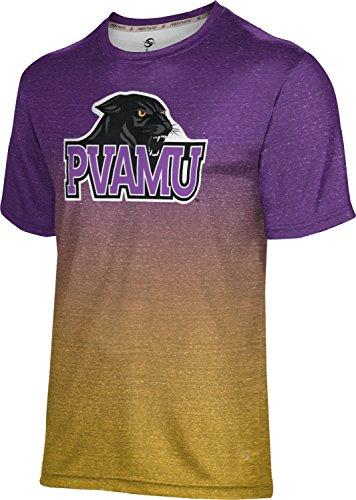 ProSphere Prairie View A&M University Men's Performance T-Shirt (Ombre) FCF51 Purple and Gold