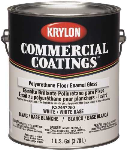 Sherwin Williams K32460329-16 Gray Interior/Exterior Polyurethane Floor Enamel Battleship