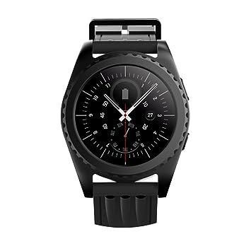 Kivors Reloj Inteligente, Bluetooth Smartwatch con Monitor ...