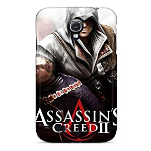 Snap-on Assassins Creed Games Case Cover Skin Compatible With Galaxy S4
