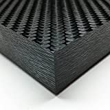 vacuum resin infusion - Carbon Fiber Plate Sheet - Void Free made by SKUR Composites - 0.75