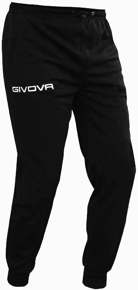 Givova, pantalones givova one, negro, XS: Amazon.es: Ropa y accesorios