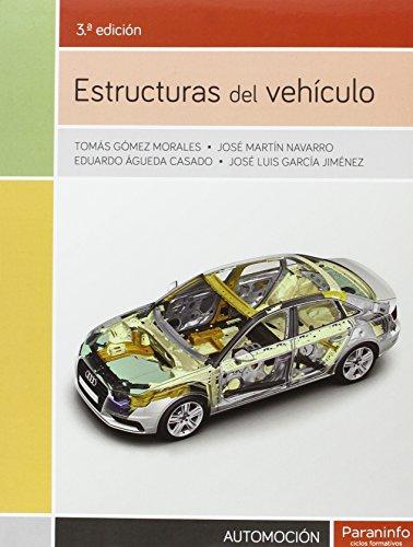 Estructuras Del Vehículo 3.ª Edición