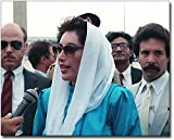 Pakistan Prime Minister Benazir Bhutto 1988 8x10 Silver Halide Photo Print