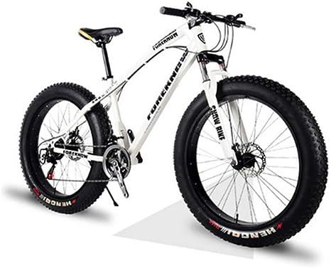 DPFXNN 26 Pulgadas, 27 velocidades, Todoterreno, Bicicleta de ...