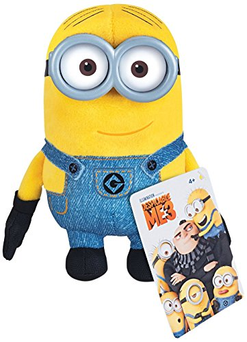 Despicable Me Buddy Minion Dave Plush - Despicable Outfit Me Minion