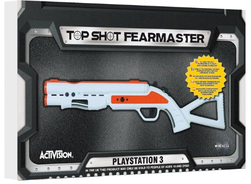 (Cabela's Dangerous Hunts 2013 Top Shot Fear Master Gun)