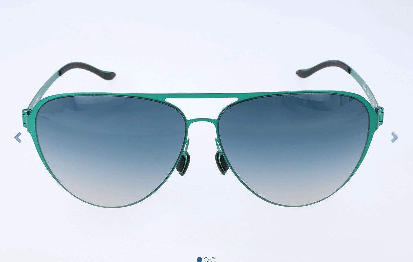 Mercedes-Benz Sonnenbrille M1040 Gafas de sol, Verde (Grün ...