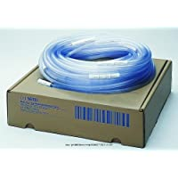 Medi-Vac Clear Nonconductive Suction Tubing, Tube Connect.1875 in W-Conc, (1 CASE, 50 EACH)