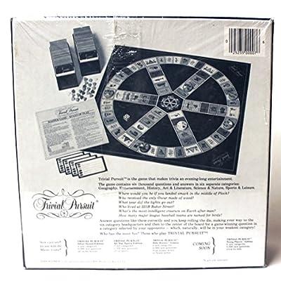 5Star-TD Trivial Pursuit: Master Game - Genus Edition: Toys & Games