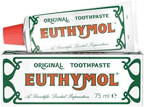 Euthymol Original Toothpaste.