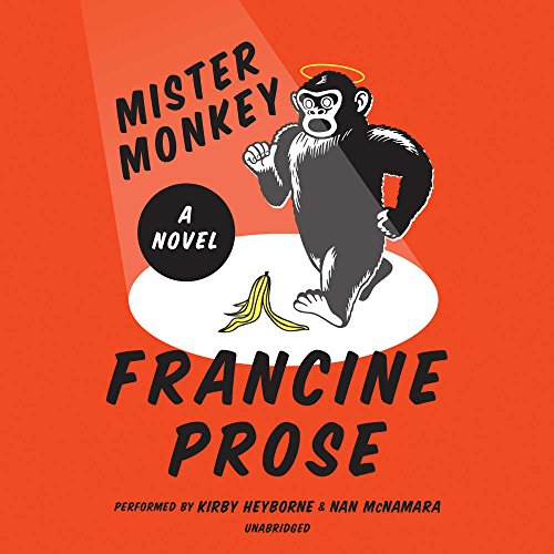 Mister Monkey: Library Edition by Blackstone Pub